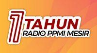Meriahkan Acara Hut Perdana Radio PPMI Mesir Bersama Pak Amran Al Hamdani, Media Masisir Turut Berpartisipasi