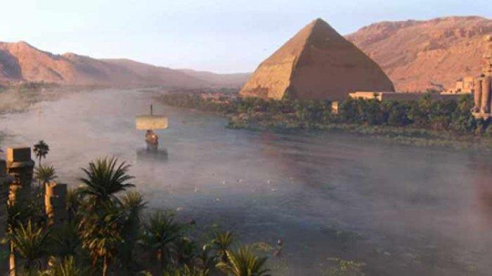 Surat Umar Kepada Sungai Nil